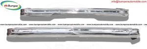 BMW E21 bumper (1975 - 1983) by stainless steel.jpg