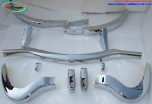 Mercedes 300SL bumper (1957-1963) in stainless steel 2.jpg