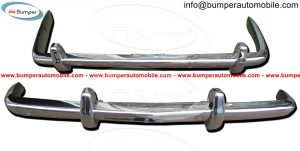 Rolls Royce Silver Shadow bumper in stainless steel 4.jpg