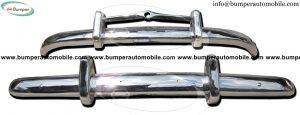 Volvo PV 444 bumper (1947-1958) in stainless steel.jpg