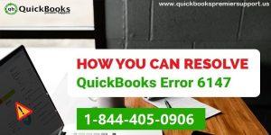 QuickBooks Error Code 6147, 0